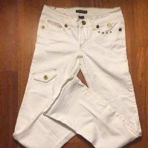 ROCA WEAR White Jeans